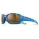 Julbo W's Monterosa Cameleon Sunglasses Blue/Turquoise-Brown